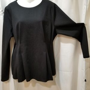 Lane Bryant long sleeve heavy knit Size 14/16